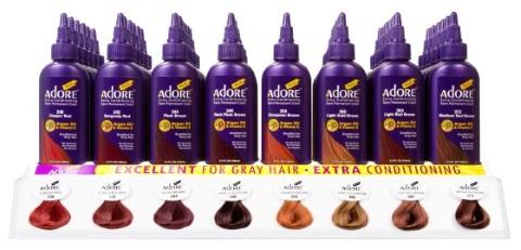 Adore Hair Color Chart Adore Hair Color Chart Ukrobstep